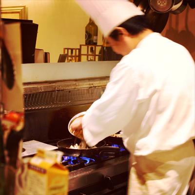 French Cuisine Tiare フレンチキュイジーヌ ティアレ シェフ橋本浩明